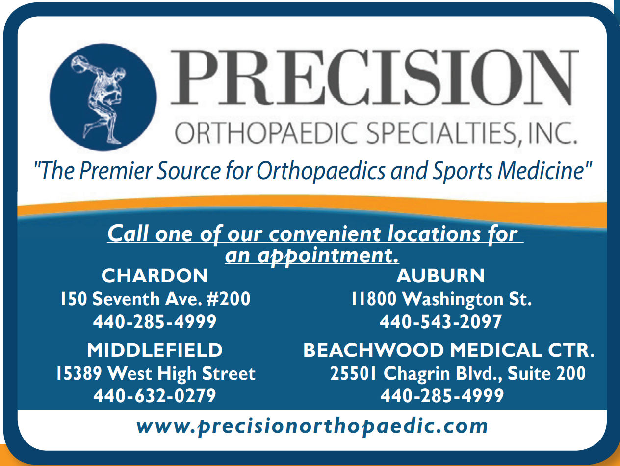 Making evaluation and treatment as safe and convenient as possible for you!  -  Precision Orthopaedic Specialties, Inc.