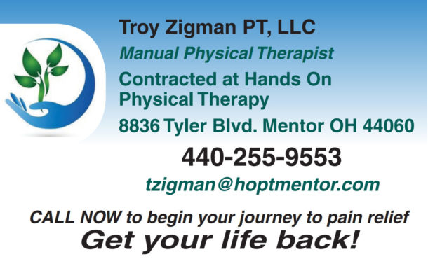 Reduce Post Covid-19 Symptoms with Physical Therapy  -  Troy A. Zigman, PT