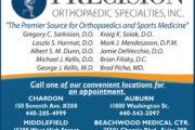 Handling Overuse Injuries -  Dr. Jamie DelVecchio, Precision Orthopaedic Specialties, Inc.