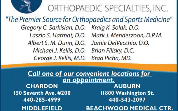 Walk For Health -  Precision Orthopaedic Specialties, Inc.