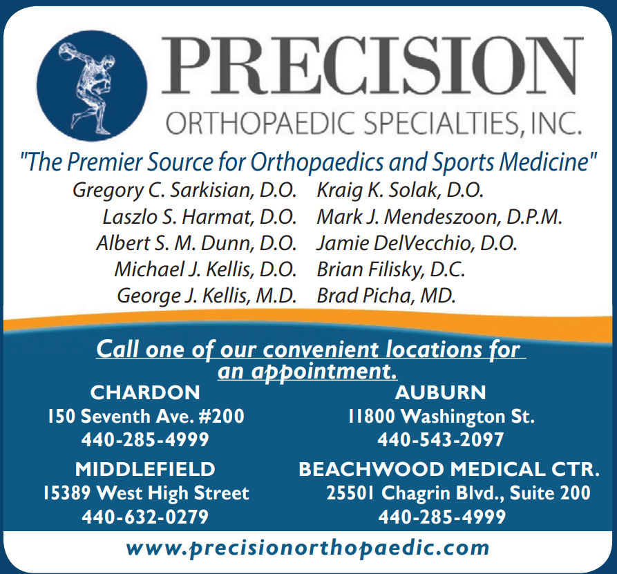 Walk For Health -  Precision Orthopaedic Specialties, Inc.