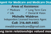 Who do You Call for Medicare Annual Enrollment? by Michelle Waldron, Independent Agent for Medicare