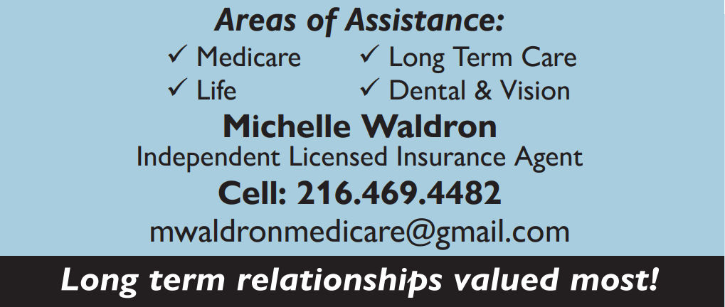 Get Medicare and Medicare Answers to questions like: - Michelle Waldron, Independent Agent for Medicare