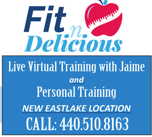 You never fail unless you stop trying – Jaime Brenkus, ACSM Exercise Physiologist